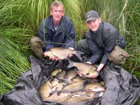 Angling Reports - 21 August 2005