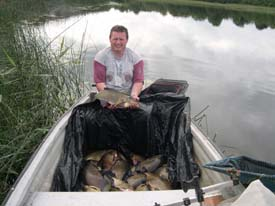 Angling Reports - 27 July 2005