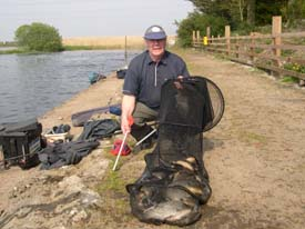 Angling Reports - 27 April 2005